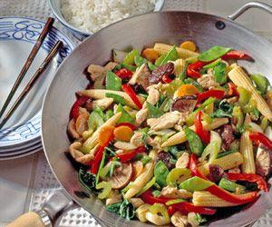 Peking Chicken Stir-Fry | Recipe