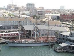 Galveston Cruise Ship Parking Texas  Galveston Texas