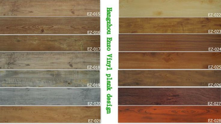 Home Flooring Self stick Wood Pvc Vinyl Floor Plank