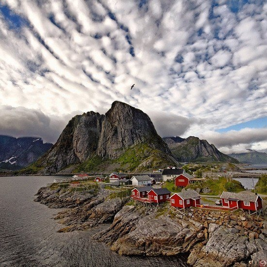 Lofoten Island NORWAY