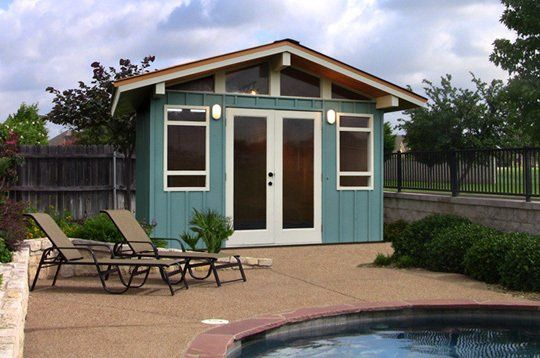 Kanga Room Prefab Sheds And Studios From Austin Store