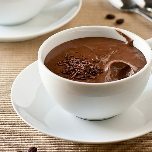 Chocolate Mousse by foodiebride, via Flickr