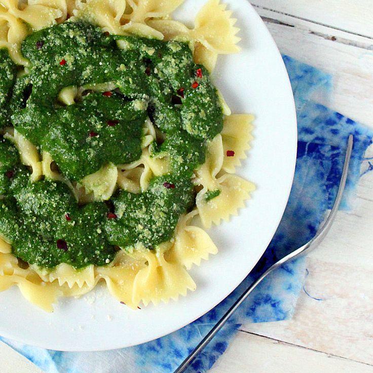 Swiss Chard Pesto | Pasta | Pinterest