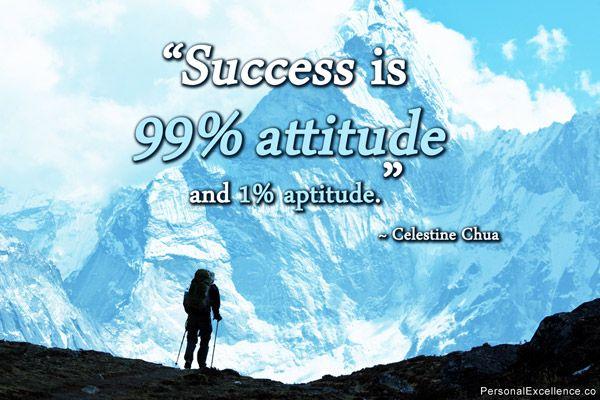 inspirational attitude quotes positive psychology