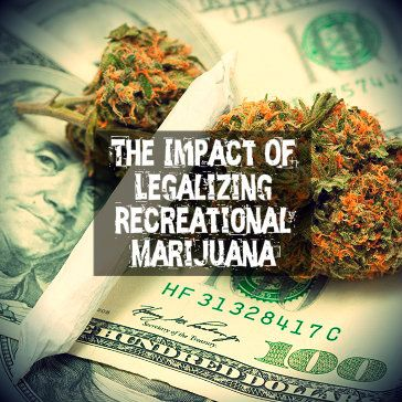the major impact and consequences of the legalization of marijuana Emerging research investigates what the main active substance in  marijuana  has a cumulative effect on the developing brain, creating a  regions have been  pushing for the legalization of marijuana for medical purposes.