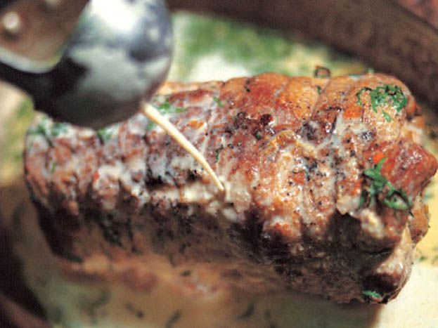 Roti de Porc au Lait (Roast Pork with Milk)   Recipe