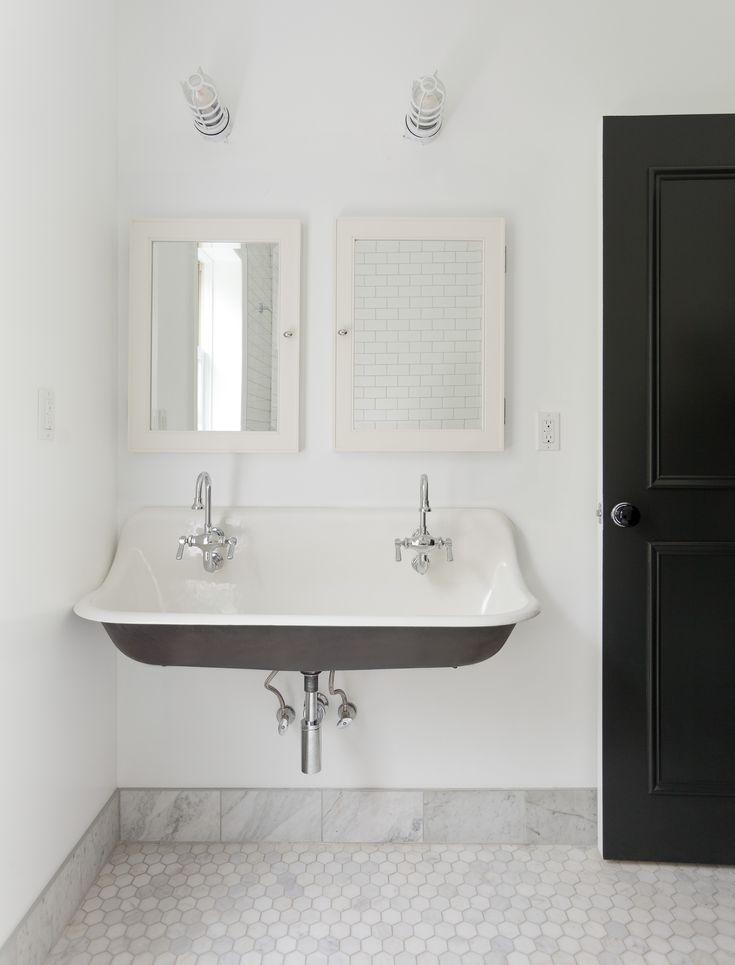 Double Faucet Single Sink : Double faucet, single sink Around the house Pinterest