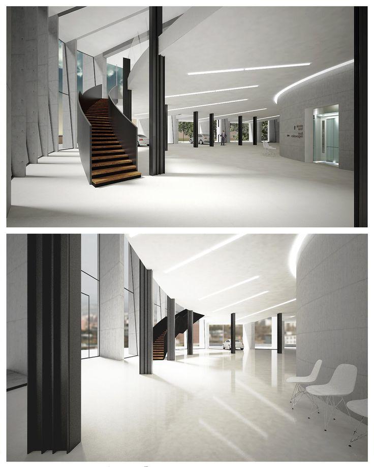 car showroom | Architecture | Pinterest