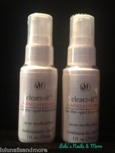 serious skin care continuously clear