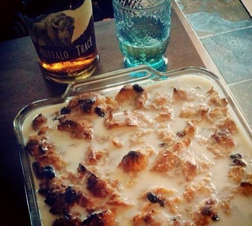 Bourbon bread pudding | Kentucky Bourbon | Pinterest
