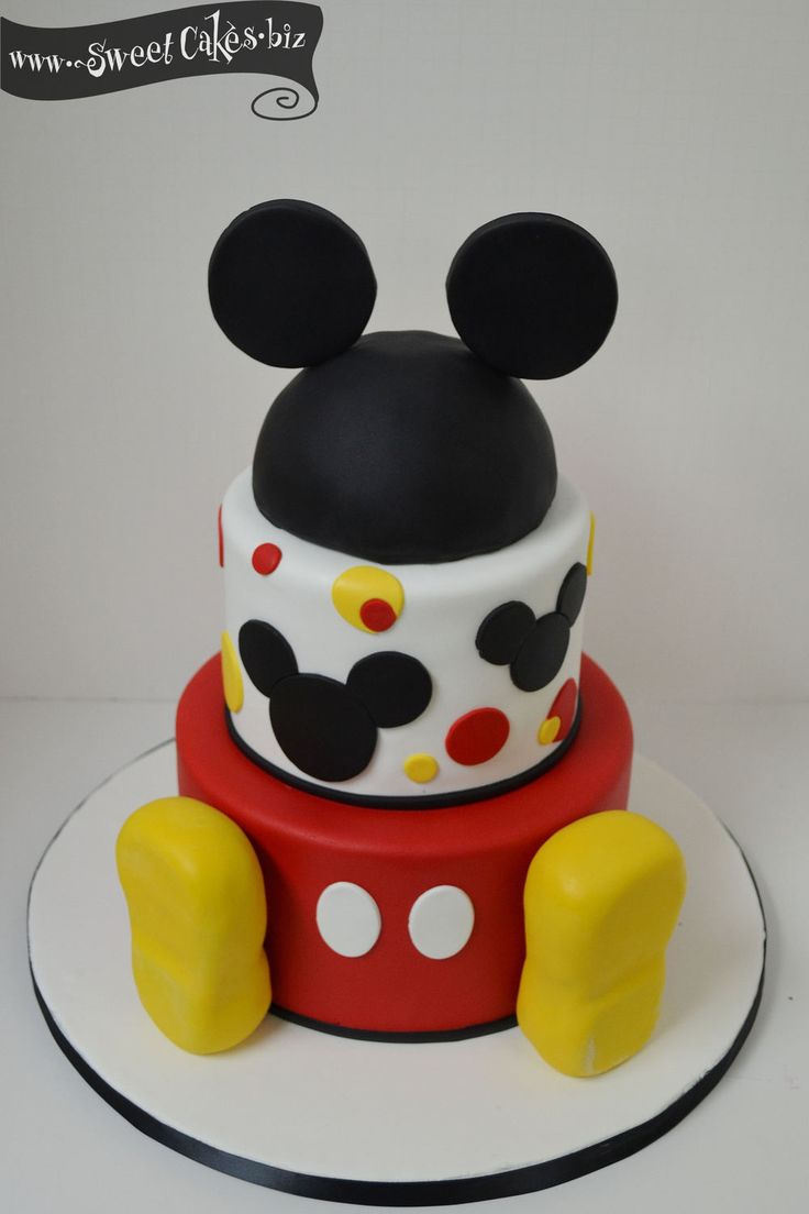 Images Of Mickey Mouse Birthday Cake : Pin by Lisa Munoz on Liam Jacob Hernandez Pinterest