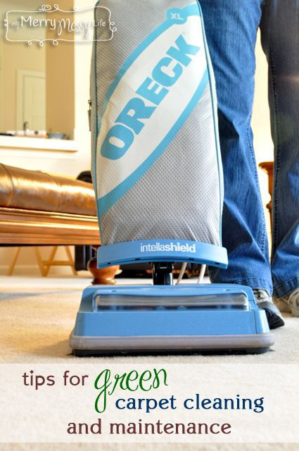 My Merry Messy Life Diy Tips For Green Carpet Cleaning
