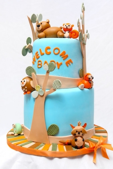 Paula Ames' portfolio of recent cakes