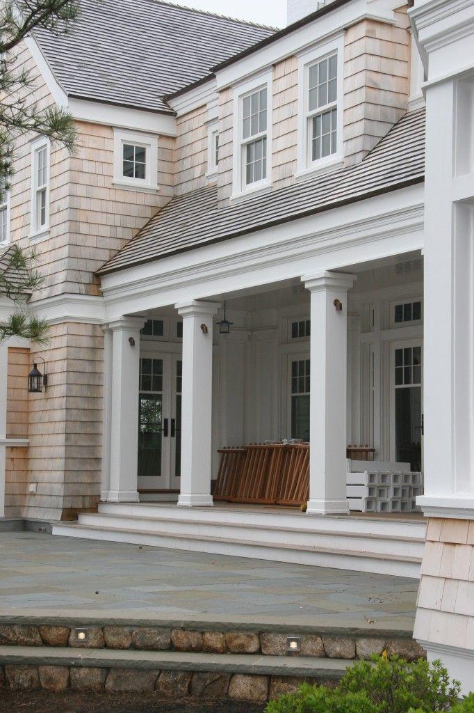 Side porch curb apeal pinterest for Side porch