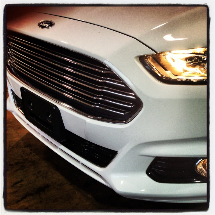 ford fusion energi ambient lighting