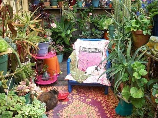 Bohemian Style Backyards : Bohemian Garden  BoHo Life  Pinterest