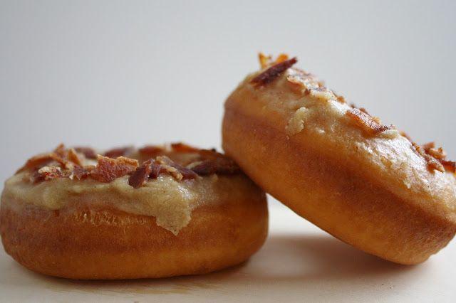 Yeast-Raised Doughnuts | Recipes - Breakfast, Danish, Doughnuts, Past ...
