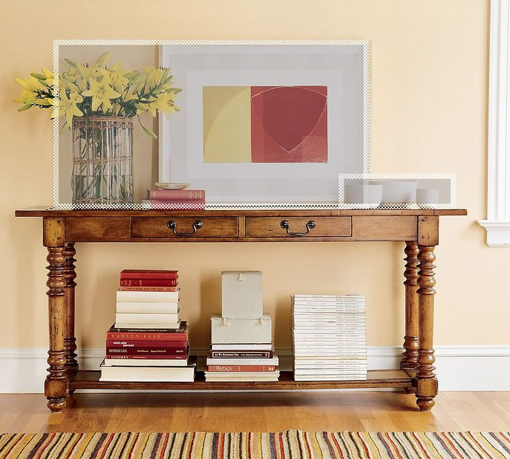 Decorating 101 Fair With Decorating Console Table Image