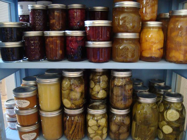 Food In Jars -  A very useful blog full of information on jarring and canning foods!