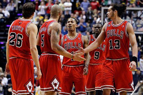 Go Bulls.