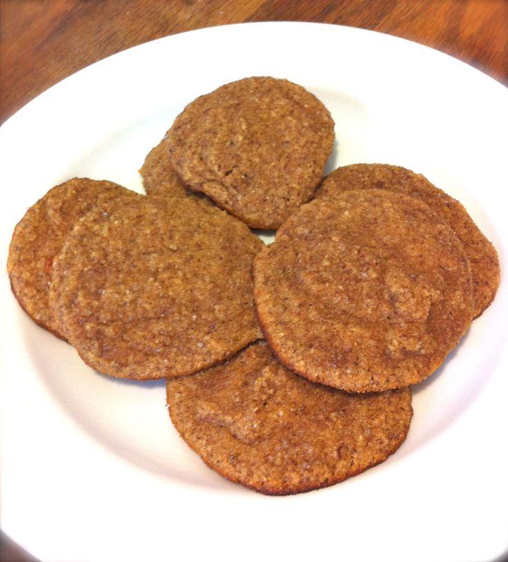 salted maple pecan cookies | The Autumn Desserts | Pinterest