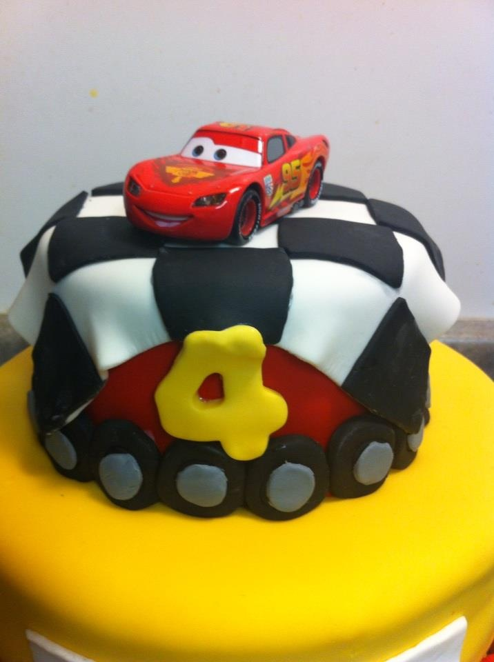 Disney Pixar Cars Cake Design : 302 Found