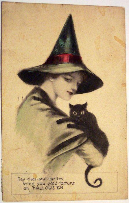 Photos vintage d'halloween