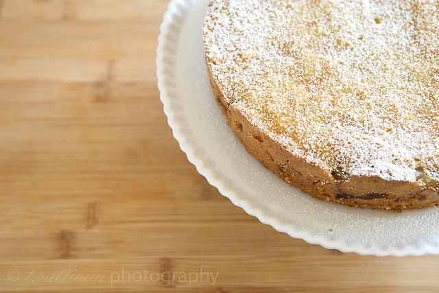 Bittersweet Chocolate and Pear Cake | Food/CAKE WALK | Pinterest