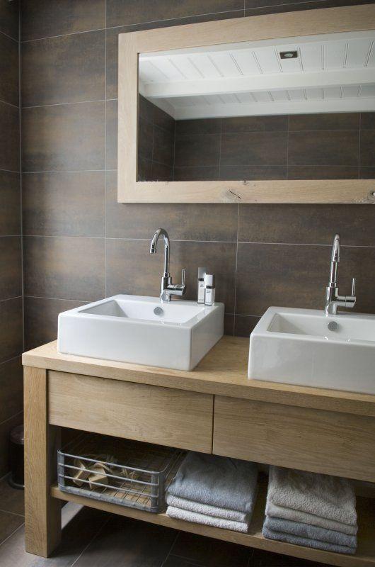 ons badkamermeubel  Badkamer  Pinterest