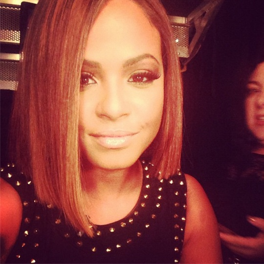 Cynthia Bailey Bob Hairstyle | Short Hairstyle 2013