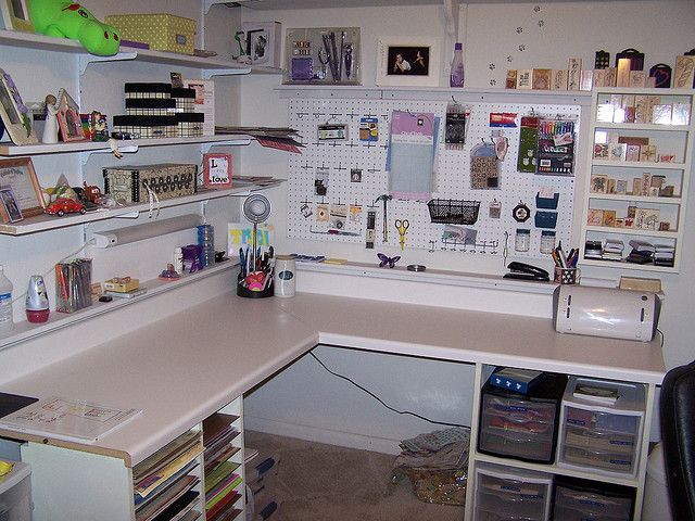 Scrapbook Rooms On A Budget Scrapbook Room Flickr Photo Sharing