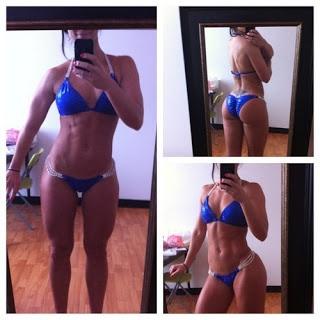 alysha clayton ready to compete | Female Fitness | Pinterest
