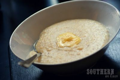 The Best Creamy Grits - and they're healthy too! Find out what makes ...