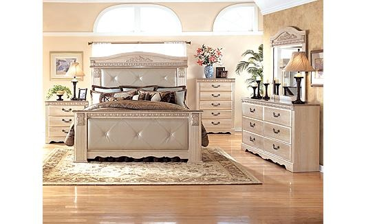 Silverglade Mansion Bedroom Set Rooms Rooms Rooms Pinterest