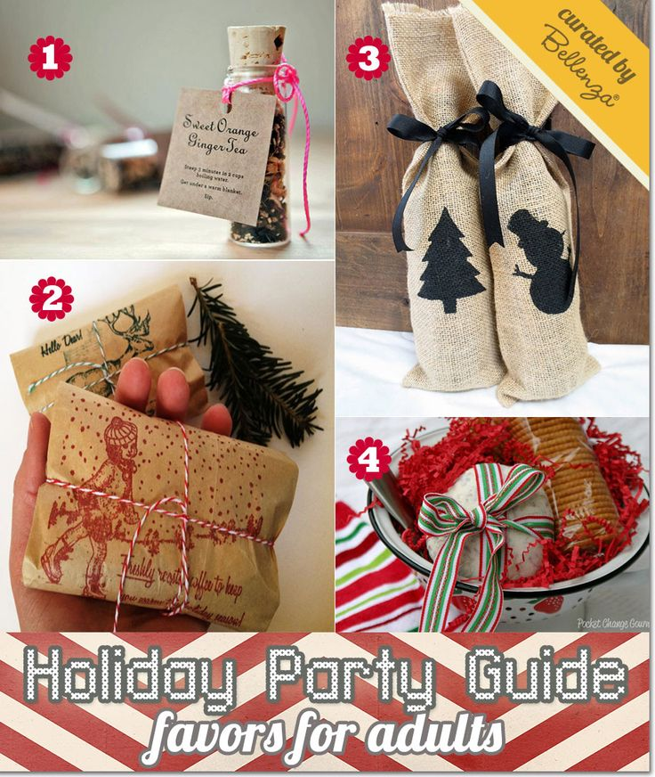 Pin by bellenza on holiday gift ideas pinterest - Christmas favors for adults ...