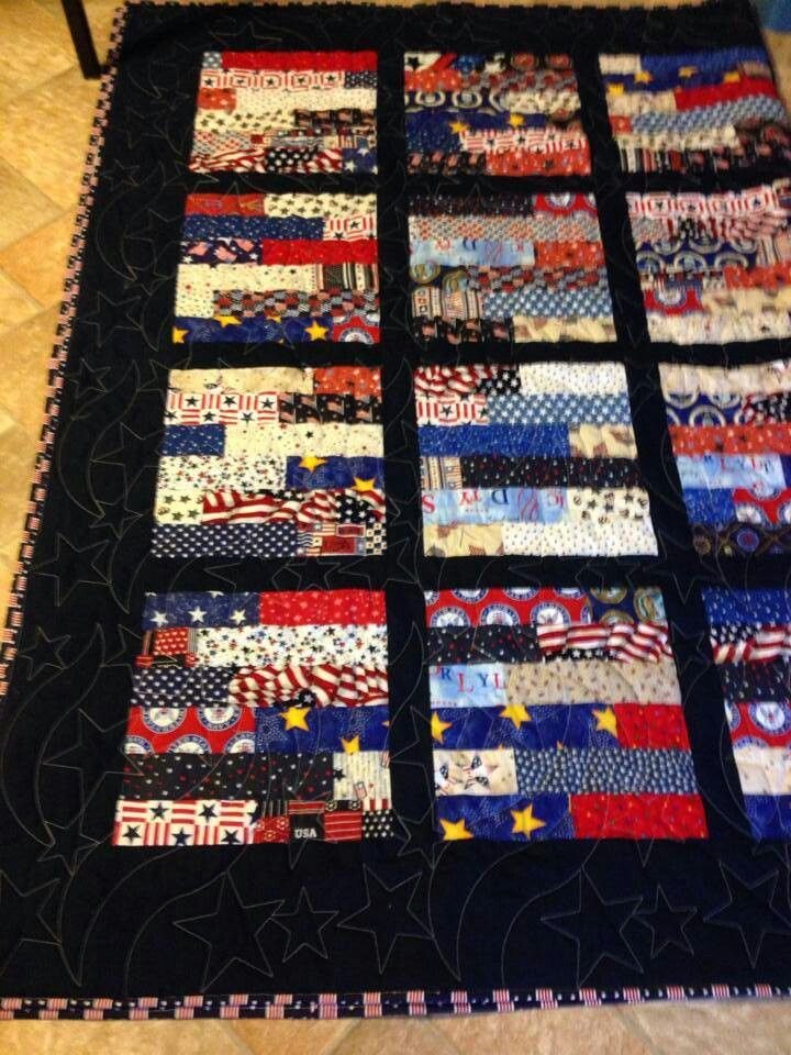 Veteran quilt Quilts Pinterest