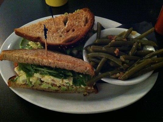 ... www.bonappetit.com/recipes/2013/06/egg-sandwich-with-green-bean-slaw