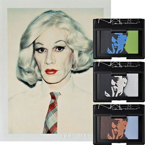 Vain Glorious | The Andy Warhol Collection From Nars - NYTimes.com