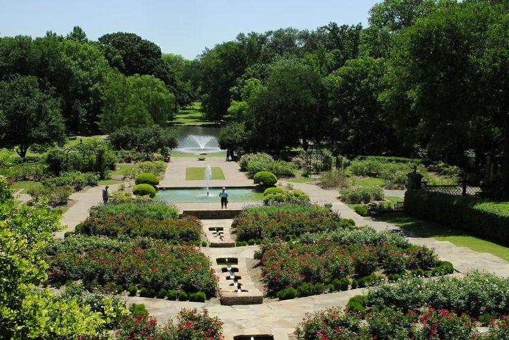 Fort Worth Botanical Garden Public Gardens Pinterest