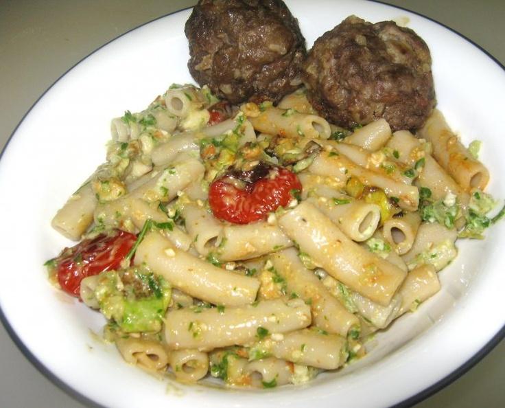 Gazpacho Pasta Salad | Salad: Pasta Salad | Pinterest