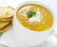 Thai Spiced Pumpkin Soup - Thermomix | Thermomix | Pinterest