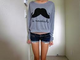 i 3 mustaches  mustache