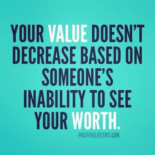 know your value quotes quotesgram