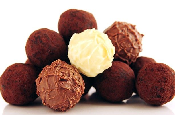 Homemade Truffles Recipes — Dishmaps