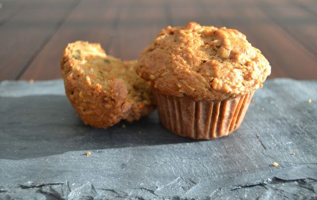 Morning Glory Muffins | Best Thing Since Sliced Bread | Pinterest