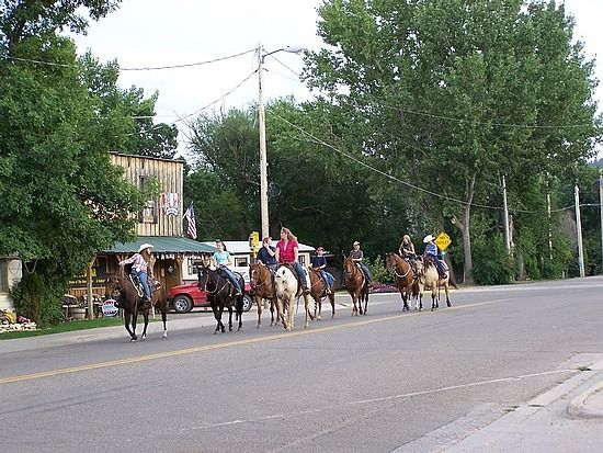 Town Of Hulett Wyoming on 442 html
