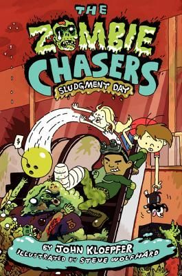 Zombie chasers 3 sludgment day diary of a wimpy kid read a li