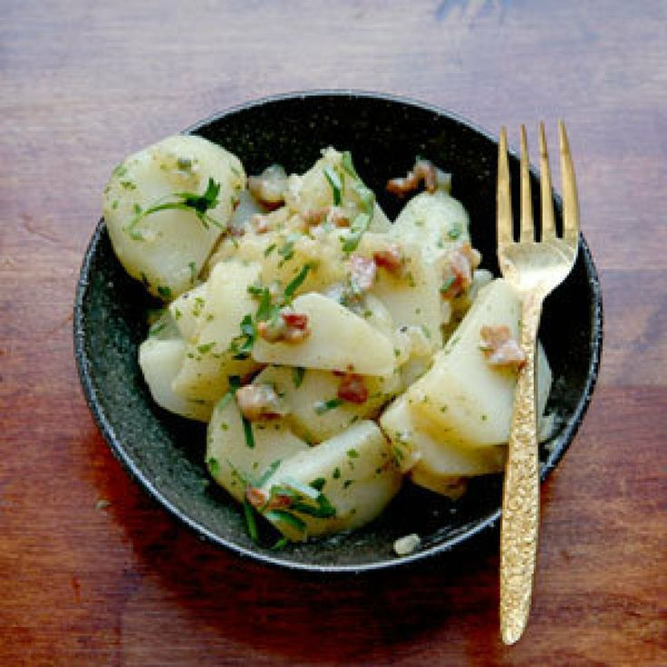 German Potato Salad | Food | Pinterest