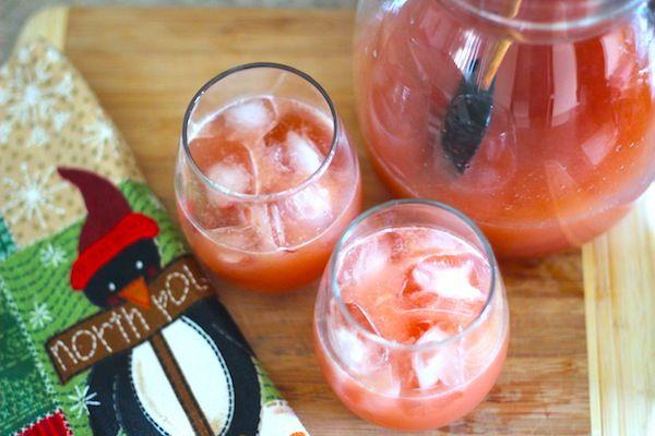 Pomegranate Sparkler | Recipes | Pinterest
