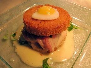 Hatfield's Croque Madame Sandwich | Spice | Pinterest